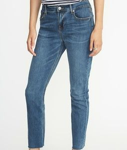 Old Navy The Power Jean 14 Blue Bell Ankle Straigh